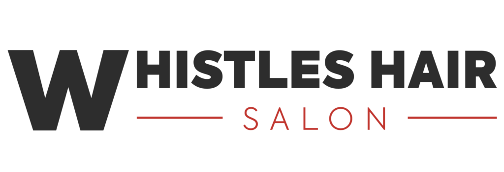 Whistles Hair Salon - Logo PNG